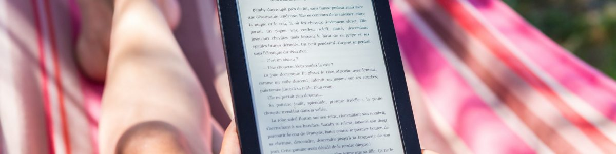 Reading tablet